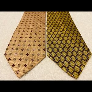 Brand New Stylish Corporate Ties By JOS A BANK